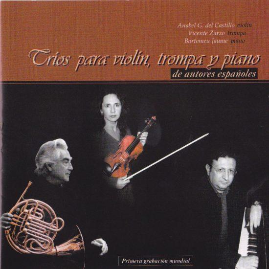 trios para violin, trompa y piano